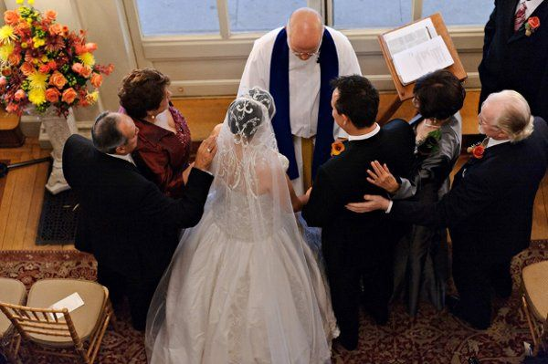 Tmx 1324668848023 FamilyBlessingattheSmithWedding Bryn Athyn, Pennsylvania wedding officiant