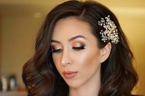 britcerto makeup + hair