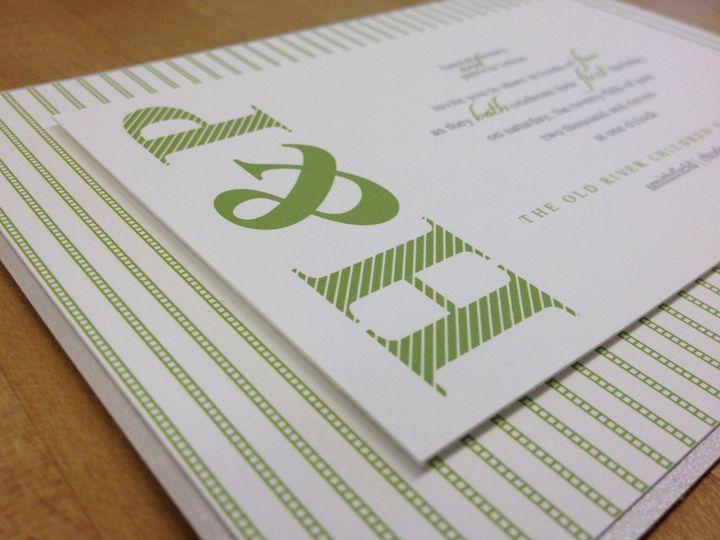Tmx 1363616289714 IMG0734 Cranston, RI wedding invitation