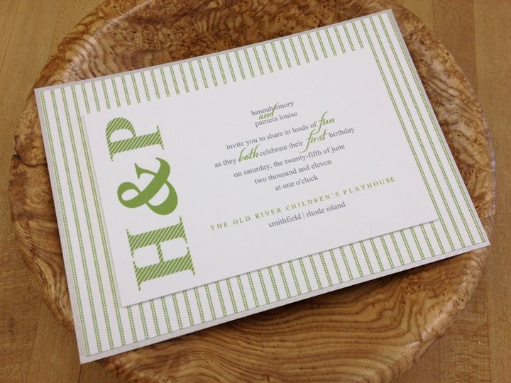 Tmx 1363616305737 IMG0738 Cranston, RI wedding invitation