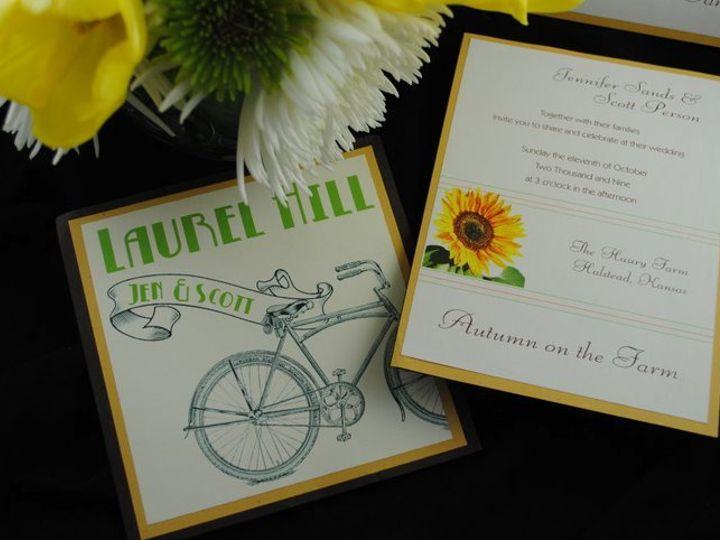 Tmx 1363617292872 Jen Cranston, RI wedding invitation