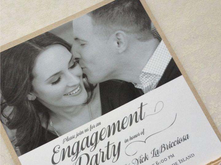 Tmx 1426616873555 Coleman Cranston, RI wedding invitation