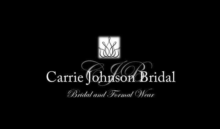 Carrie Johnson Bridal