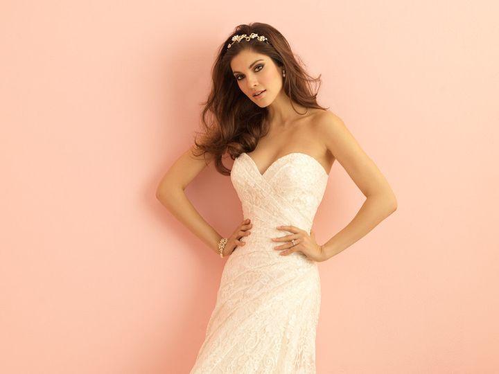 Tmx 1444659142283 2854f Waite Park wedding dress