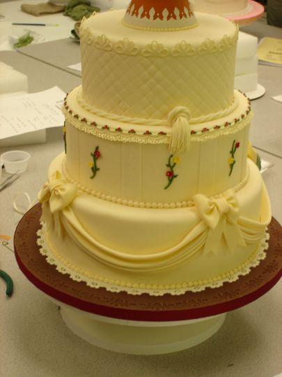 Michael Anthony Cakes - Wedding Cake - Orlando, FL - WeddingWire