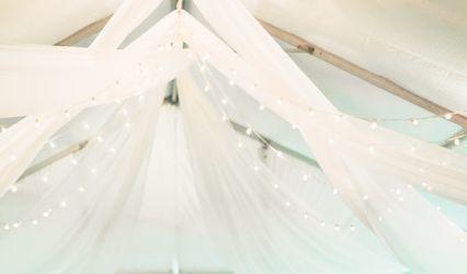 Colorado Wedding Draping
