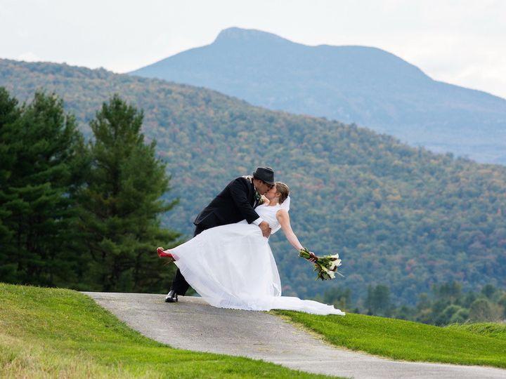 Tmx 1466618164065 Dipping Bride At Vermont Wedding In Waterbury Phot South Burlington, VT wedding photography