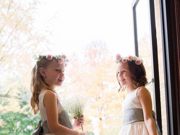 Tmx 1466618316093 Flowergirls At Vermont Wedding Ceremony Candid Pho South Burlington, VT wedding photography