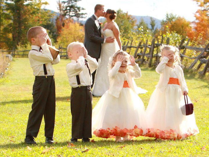 Tmx 1466618430458 Kissing Vermont Wedding Couple Portrait Photo South Burlington, VT wedding photography