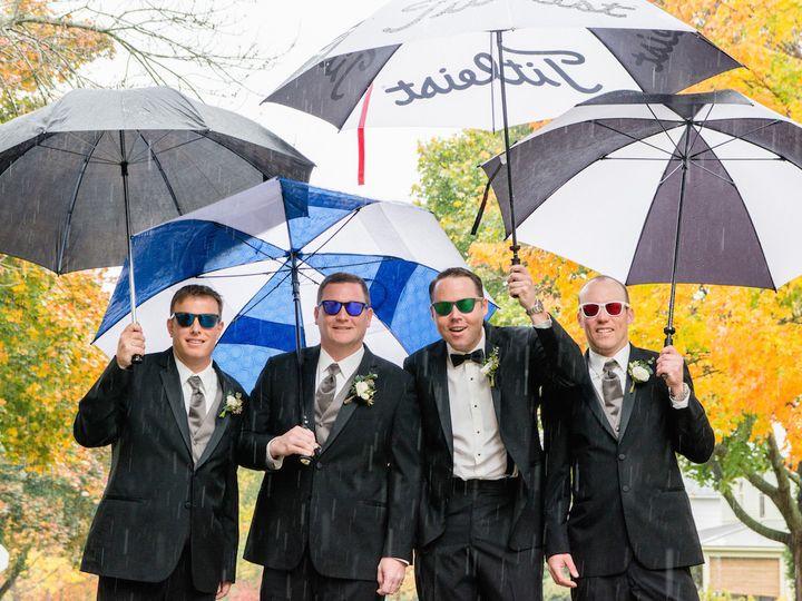 Tmx 1466618549620 Rainy Day Fall Vermont Wedding Candid Photo South Burlington, VT wedding photography