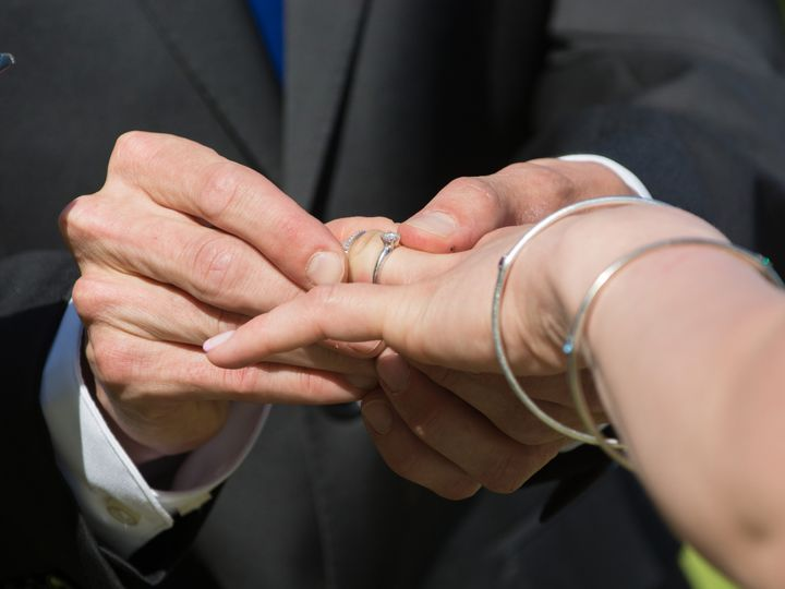 Tmx 1466618774944 Vermont Outdoor Wedding Ceremony Ring Bride Groom South Burlington, VT wedding photography