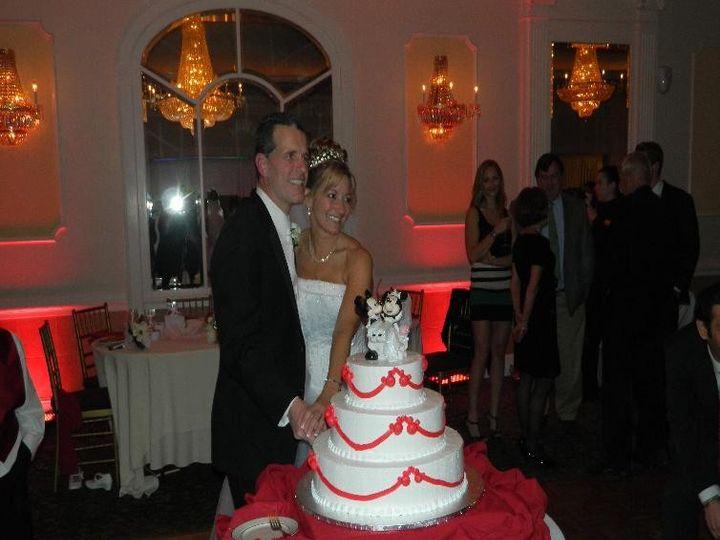 Tmx 1428292965886 Beth And John Cake Nesconset, NY wedding dj