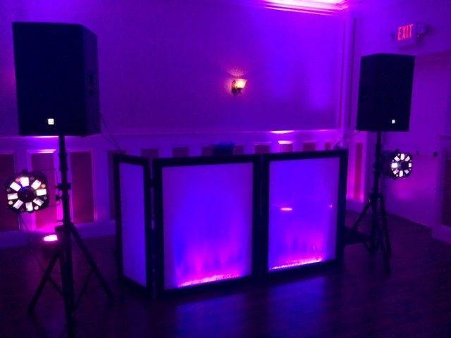 Tmx 1455693918946 Amys Sweet 16 Set Up Nesconset, NY wedding dj