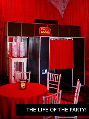 The Booth!