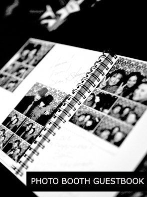 Photo Booth Guestbook!
