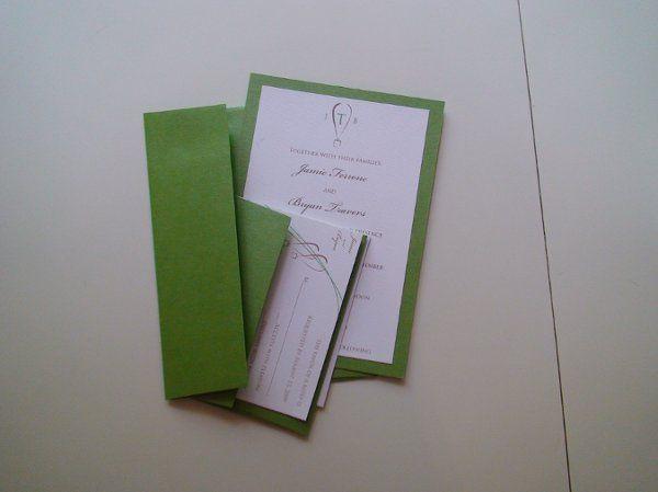 Tmx 1254948465523 DSC01822 Verona wedding invitation