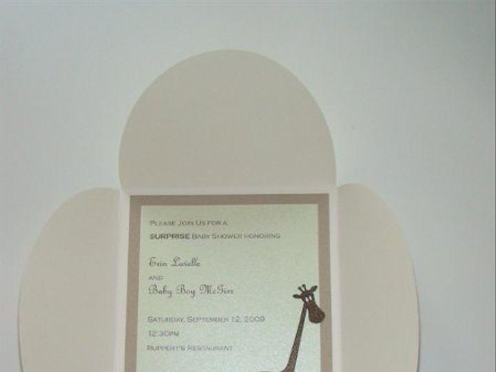 Tmx 1261588484869 DSC01796 Verona wedding invitation