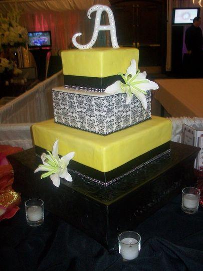 Wedding Cakes Santa Clarita