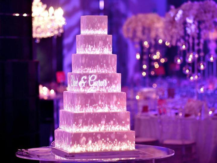 Tmx Wedding Cake Projection Mapping 51 1049769 V1 Port Saint Lucie, FL wedding eventproduction