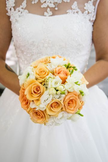 Bridal Bouquet Design