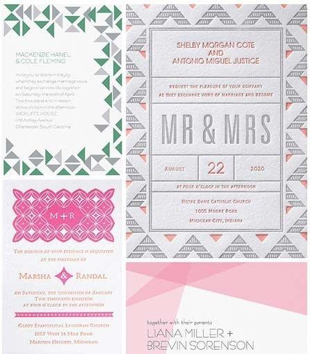 Wedding Invitations Albuquerque: Pennysmiths Paper