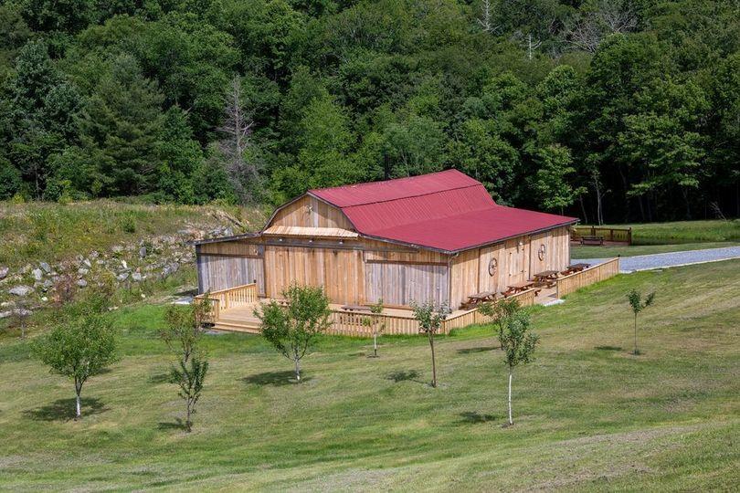 Barn Mountain Venue