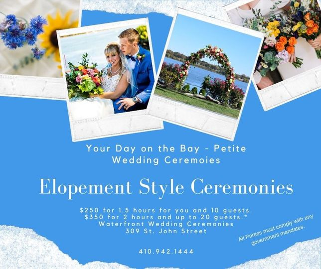 Elopement Packages!