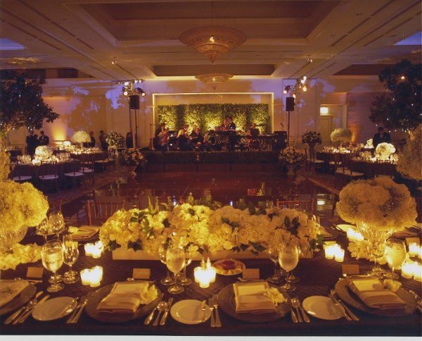 Our larger 12 piece chamber ensemble with drums, playing for a wedding dinner reception at the Ritz...
