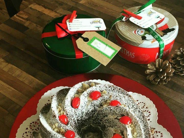 Tmx Black Fruit Cake Christmas 51 1883869 1568569478 Katy, TX wedding cake