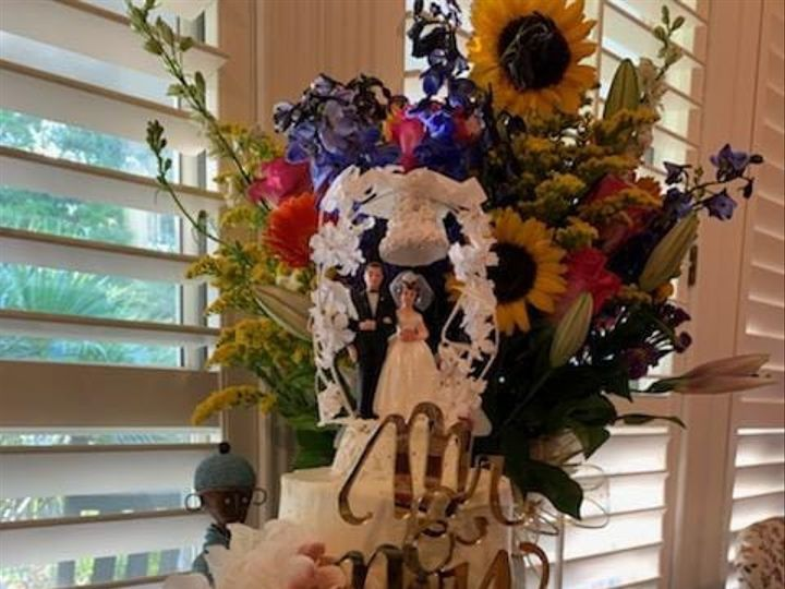 Tmx Wedding Anniversary Almond Cake 51 1883869 1568570596 Katy, TX wedding cake