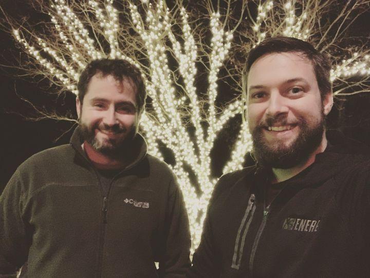Owners Doran & Jeff