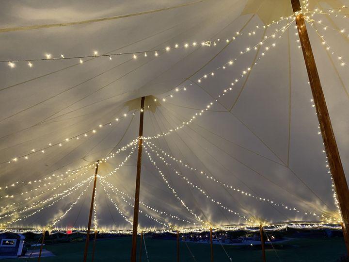 Large Tent Lighting