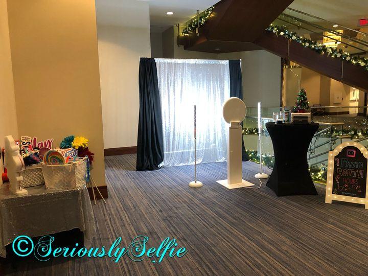 Setup for event