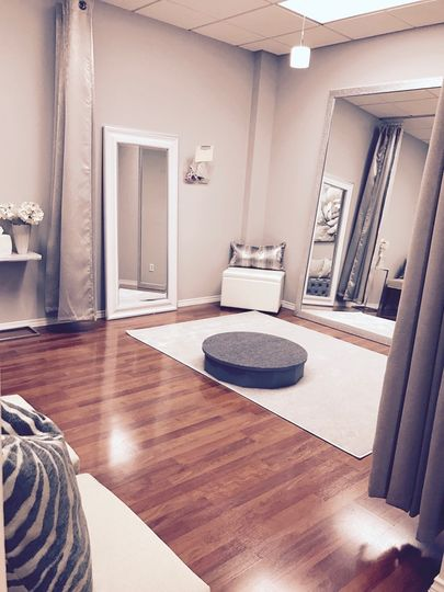 We have spacious private dressing suites so you and your loved ones have the privacy you need.