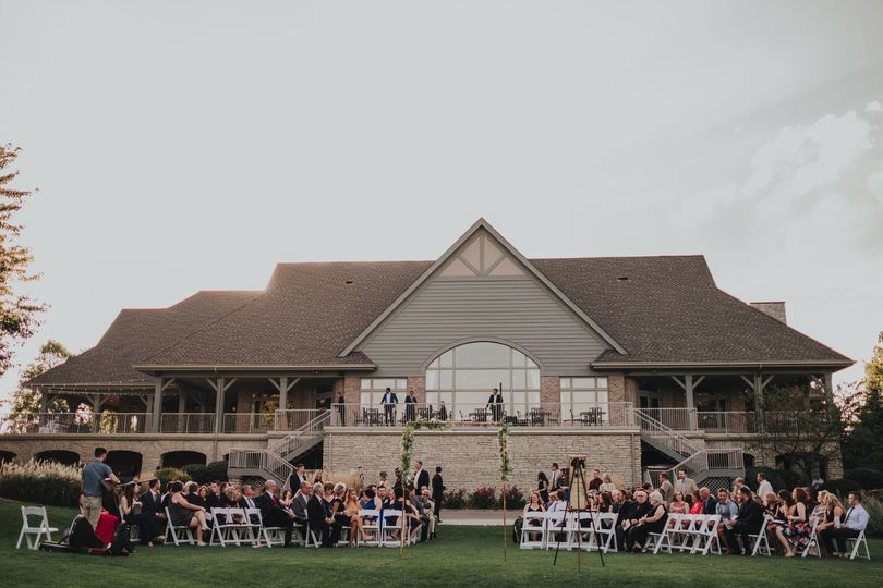 Bloomingdale Golf Club - Venue - Bloomingdale, IL - WeddingWire