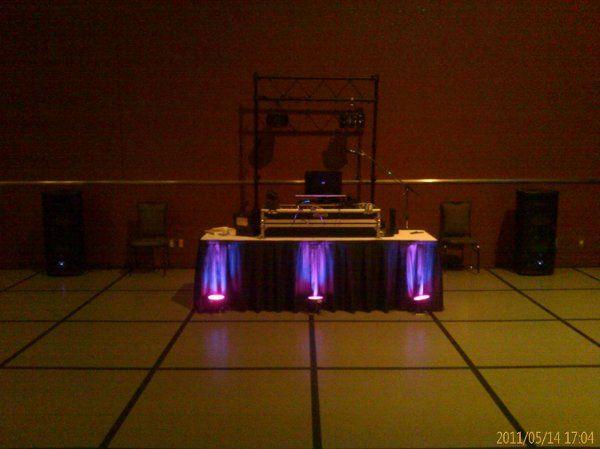 Wedding reception, Tacoma WA - May 2011