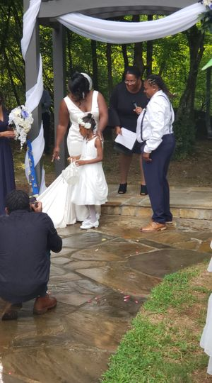 Treasured Moments Officiant Se
