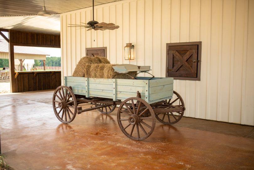 Antique Buckboard