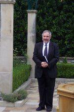 Reverend Brian (Fort Worth Botanic Gardens)