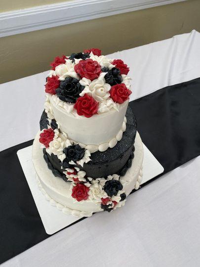 Kari and Shawn's Cake
