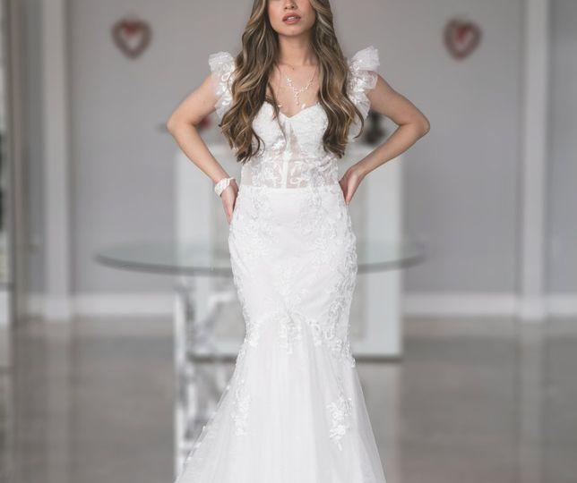For the unique bride.