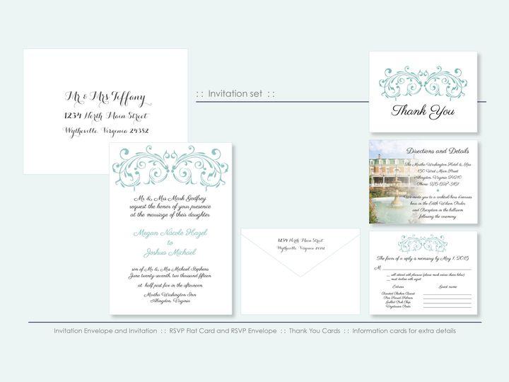 Tmx 1526925713 5714d32ab64f8e49 1526925710 121275a2fa8b77e2 1526925698549 12 Tiffany Wappingers Falls, New York wedding invitation