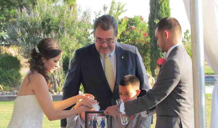 Moonlight Wedding Service