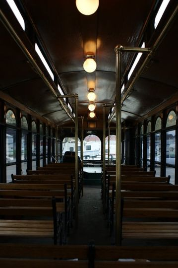 Trolley Interior