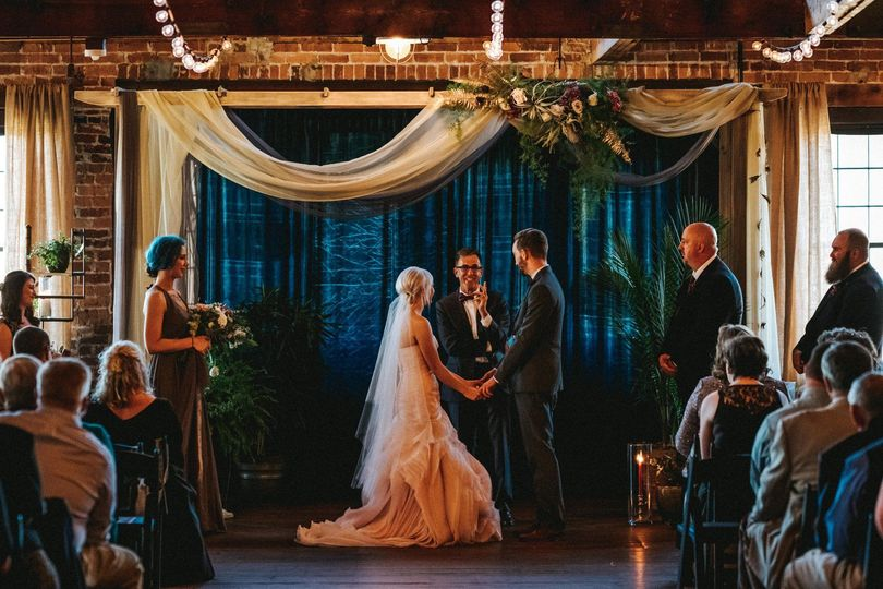 Ceremony in the Hall