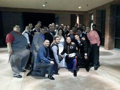 ODPhi wedding