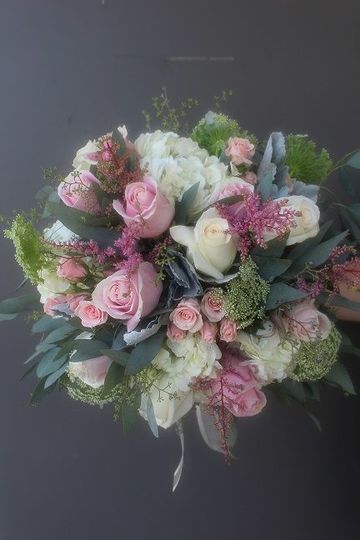 Pretty in Pinks and Whites Bouquet