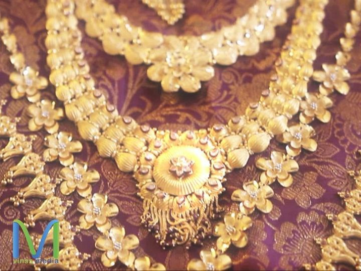 Jewelry at Indian Wedding Memphis.