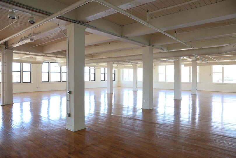Large space