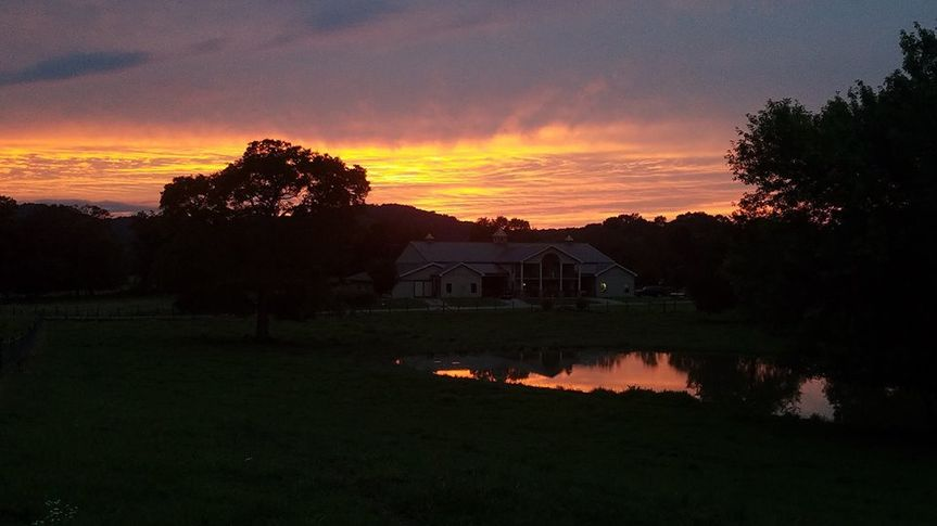 River Pointe Ranch sunsets